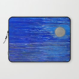 Lunar Meditation Laptop Sleeve
