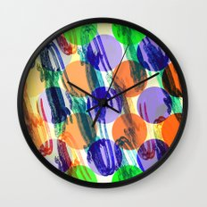 BEWARE THE FALSE POSITIVE Wall Clock