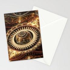 Clockwork 2 Stationery Cards