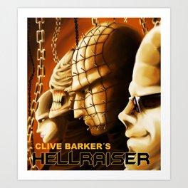 Hellraiser Poster Art Print