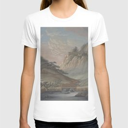 Chinese Landscape Painting T-shirt