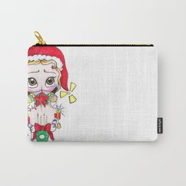 Toxic Holiday Carry-All Pouch