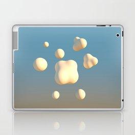 Bubbles & Cream Laptop & iPad Skin