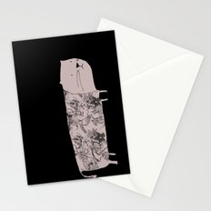 Flower pet Stationery Cards