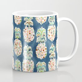 PINEAPP FOR THAT Colorful Pineapples Coffee Mug