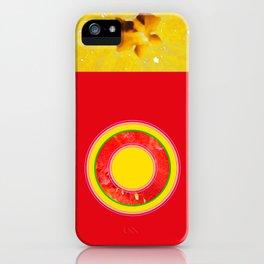 Watermelon-Lemon - Strange Fruits - Living Hell iPhone Case