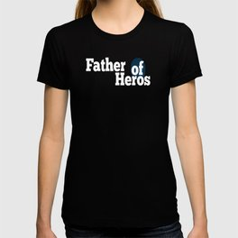 Mens Fathers Day Gift, Cute Dad design, From Kids T-shirt