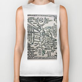 Bellow the Earth Biker Tank