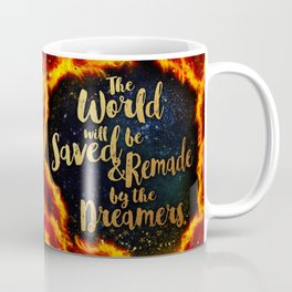 By the Dreamers Coffee Mug