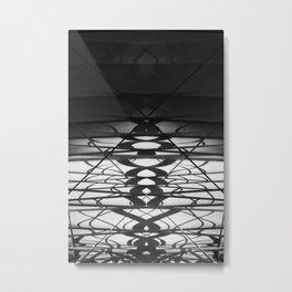 Duplex III Metal Print