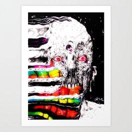Buhblargh Art Print
