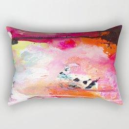 Love is the Bridge Rectangular Pillow