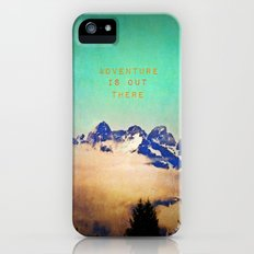 ADVENTURE IS OUT THERE Slim Case iPhone (5, 5s)