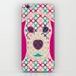 new Abstract Dog lover cool funny idea iPhone Skin