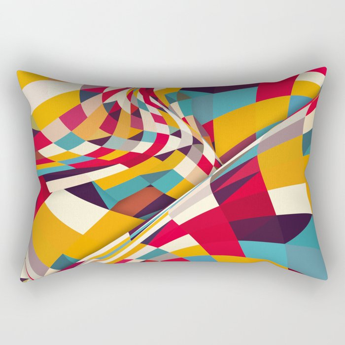 Nazca Rectangular Pillow