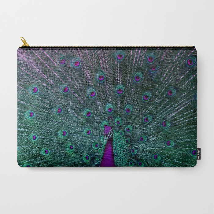 BLOOMING_PEACOCK_CarryAll_Pouch_by_1155__Large_125_x_85