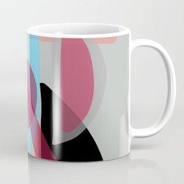 Modern minimal forms 22 Coffee Mug