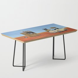 The Outback ATM Coffee Table