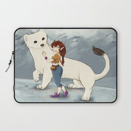 Hermine and her Fairy friend Laptop Sleeve