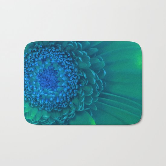 To Be a Different Kind of Flower Bath Mat