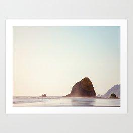 Cannon Beach - Nature, Landscape Photography Art Print