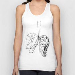 butterfly effect Unisex Tank Top