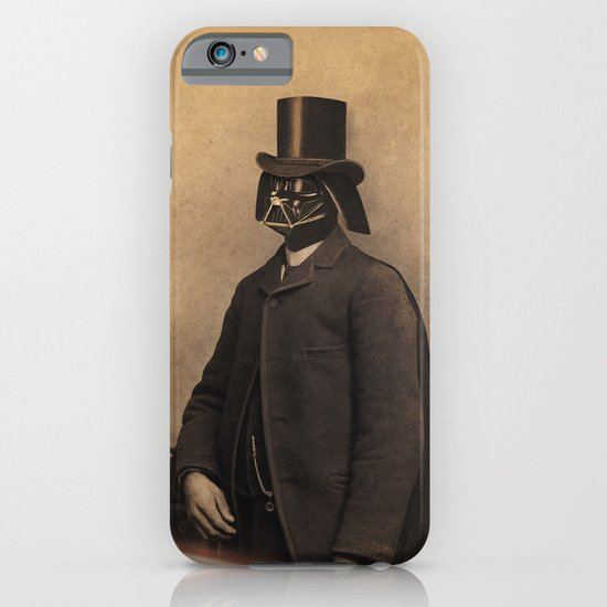 Lord Vadersworth iPhone & iPod Case
