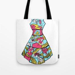Let's Dance! Tote Bag