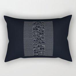 Joy Division Rectangular Pillow