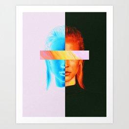 Vaz Art Print