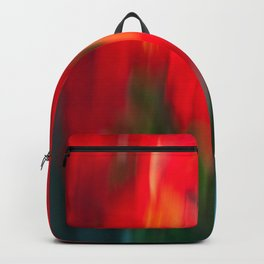 Red Gladiola Backpack