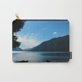 Lake Crescent Shore Carry-All Pouch