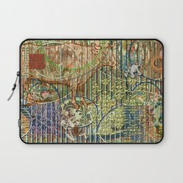 Driving Out Miss Martineau Laptop Sleeve