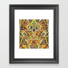 Rungglow Knox Framed Art Print