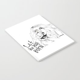 #STUKGIRL CARA Notebook