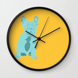 Lil' Blue Wall Clock