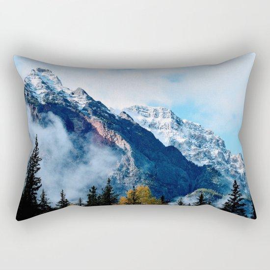 Mount Rectangular Pillow