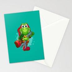Teenage Mutant Ninja Koopa - Ralph Stationery Cards