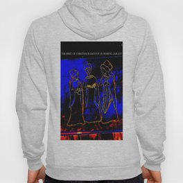 The Spirit Of Christmas Joy Hoody