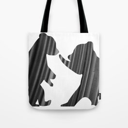 Cubs (The Living Things Series) Tote Bag