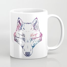 Quad-Eyes Galaxy Coffee Mug
