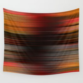 """""""Abstract Autumn Porstroke (Pattern)"""" Wall Tapestry"""