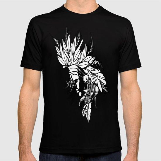 Native Girl T-shirt