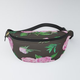 Peonies for loved ones II. Fanny Pack