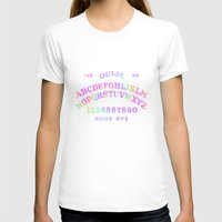 ouija T-shirts featuring Rainbow Ouija by Rotton Cotton Candy
