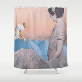 Like mother Shower Curtain
