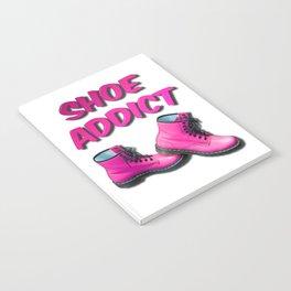 Shoe Addict Notebook