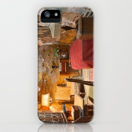 Al Capone's Luxurious Prison Cell iPhone Case