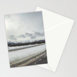 Bear Lake Colorado Stationery Cards