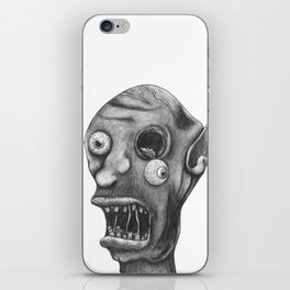 Gruesome Zombie iPhone Skin